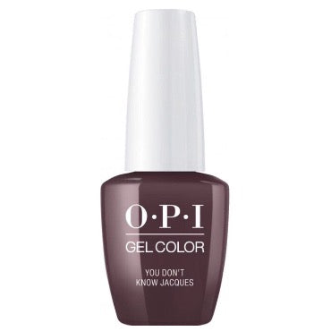 OPI GelColor - You Don't Know Jacques