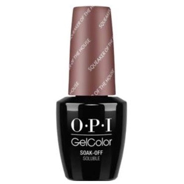 OPI GelColor - Squeaker Of The House 15 ml