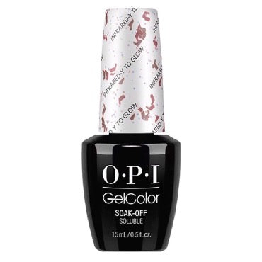 OPI GelColor - Infrared-Y To Glow (Glitter) 15ml