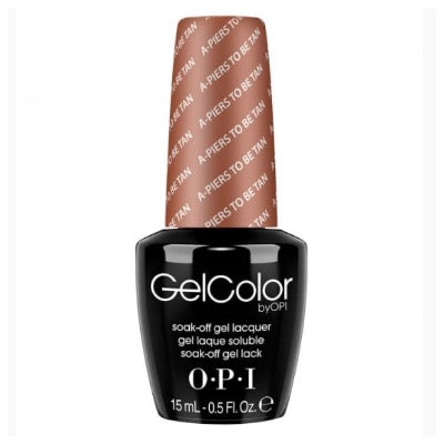 OPI GelColor - A Piers To Be A Tan 15 ml