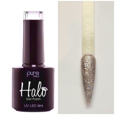 Halo Gel Polish 8ml - Frosty