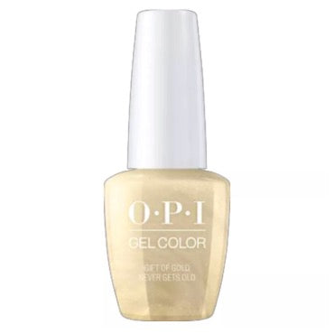 OPI GelColor - Gift Of Gold Never Gets Old 15 ml