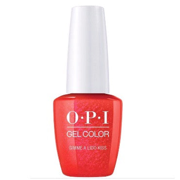 OPI GelColor - Gimmi A Lido Kiss 15 ml