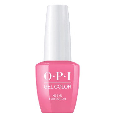 OPI GelColor - Kiss Me I'm A Braziliian 15 ml