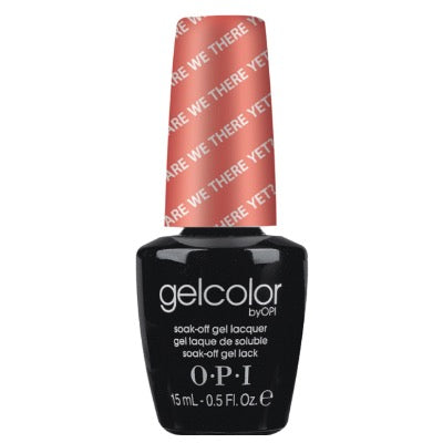OPI GelColor - Are We There Yet 15 ml