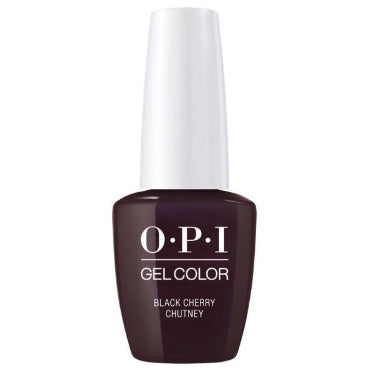 OPI GelColor - Black Cherry Chutney 15 ml