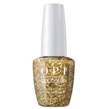 OPI Gelcolor - Gold Key To The Kingdom - (Glitter)