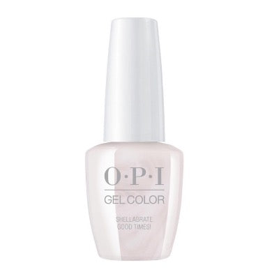 Opi Gel Color - Shellabrate Good Times!