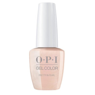 Opi Gel Color - Pretty In Pearl