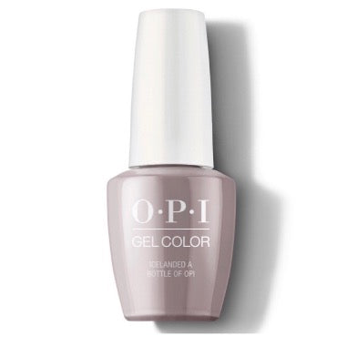 OPI GelColor - Icelanded A Bottle Of OPI 15 ml