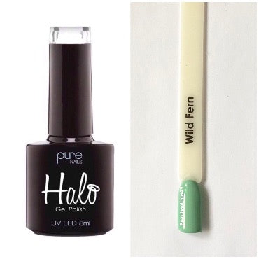 Halo Gel Polish 8ml  - Wild Fern