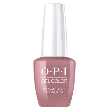OPI GelColor - Reykjavic Has All The Hot Spots 15 ml