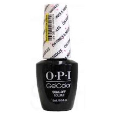OPI GelColor - On Pinks & Needles 15 ml