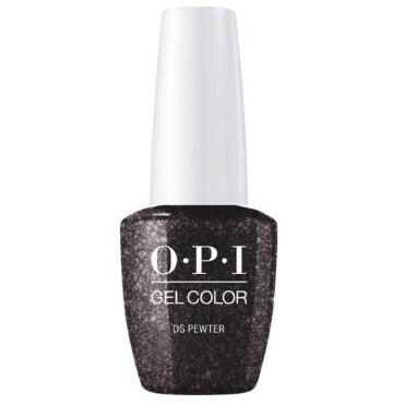 OPI GelColor - DS Pewter 15 ml