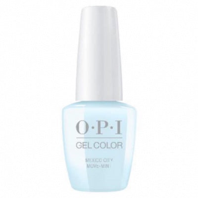 OPI GelColor  - Mexico City Move-Mint