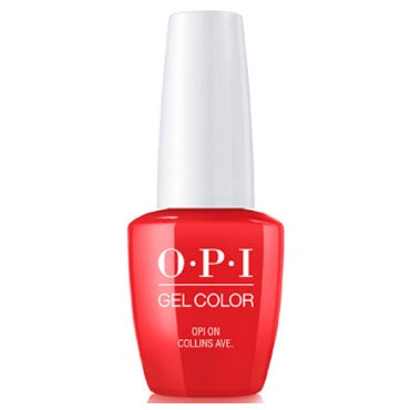 OPI GelColor - OPI On Collins Ave 15 ml