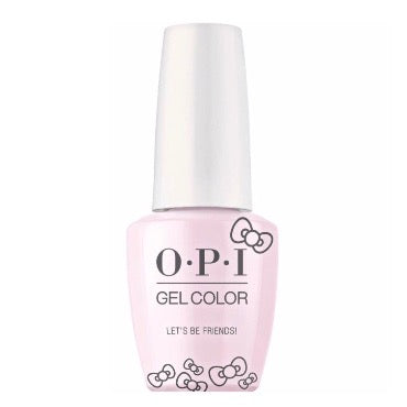 OPI GelColor - Lets Be Friends