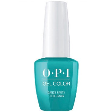 OPI GelColor - Dance Party 'Teal Dawn