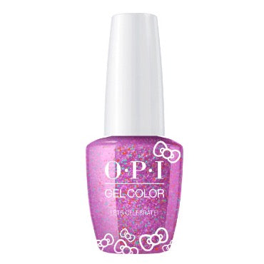 OPI GelColor - Lets Celebrate
