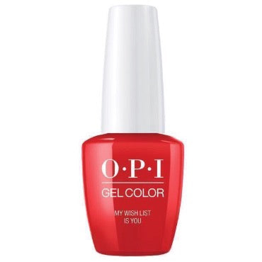 OPI GelColor - My Wishlist Is You 15 ml