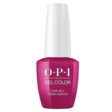 OPI GelColor - Spare Me A French Quarter 15 ml