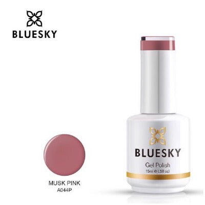Bluesky Pro Gel Polish 15ml - Musk Pink A044