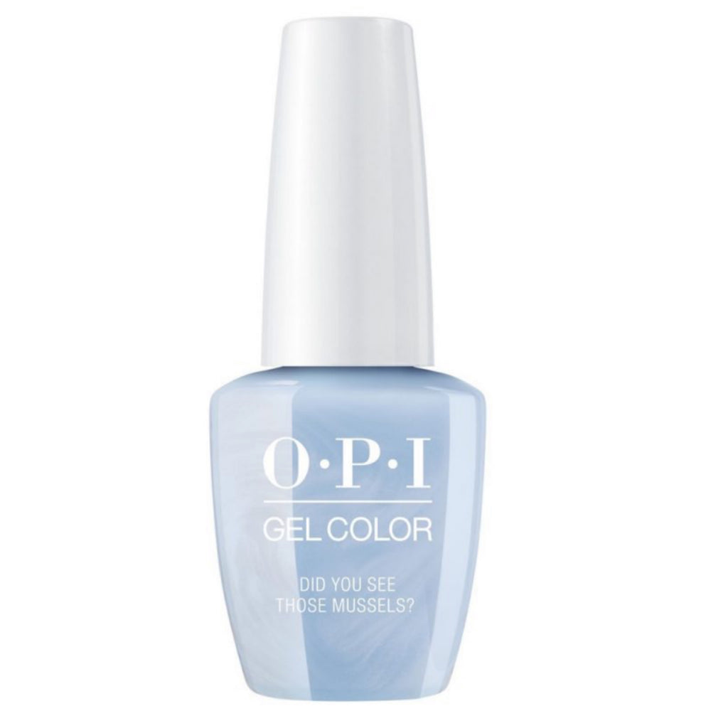 Opi Gel Color - Did You See Those Mussels?