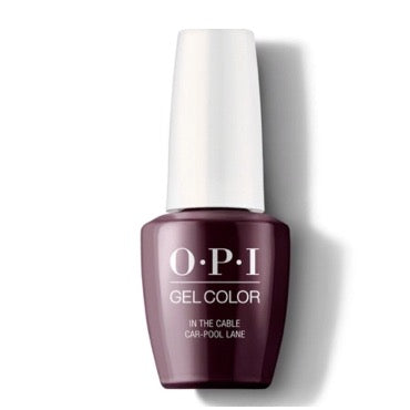 OPI GelColor - In The Cable Car-Pool Lane