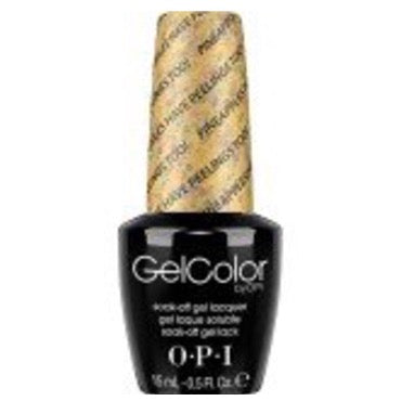 OPI GelColor - Pineapples Have Peelings Too 15 ml