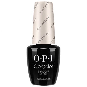OPI GelColor - It's In The Cloud 15ml