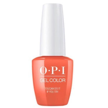 OPI GelColor - Toucan Do It If You Try 15 ml