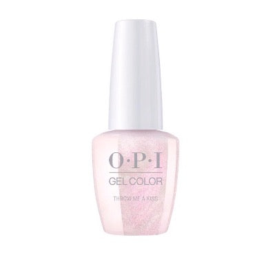 OPI Gelcolor - Throw Me A Kiss