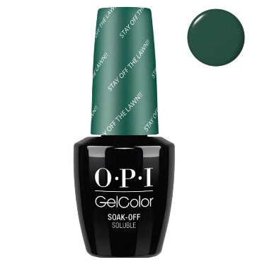 OPI GelColor - Stay Off The Lawn - 15 ml