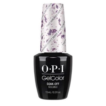 OPI Gelcolor - Two Wrongs Don't Make A Meteorite