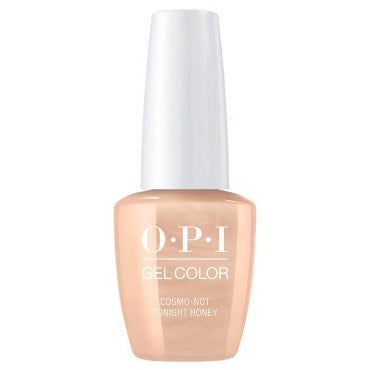 OPI GelColor - Cosmo Not Tonight Hunny 15 ml