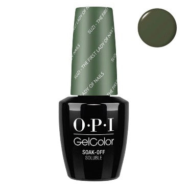 OPI GelColor - Suzi - The First Lady Of Nails 15 ml