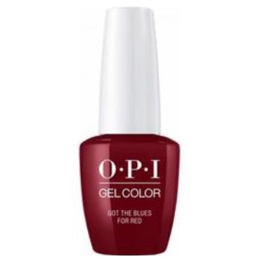 OPI GelColor - Got The Blues For Red 15 ml