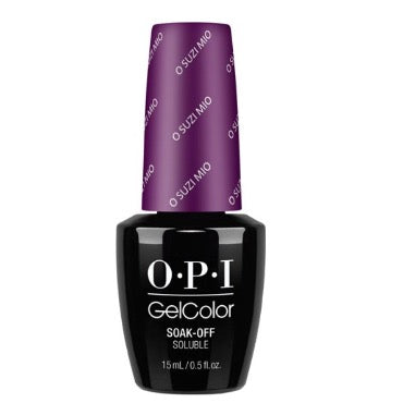 OPI GelColor - O Suzi Mio 15 ml