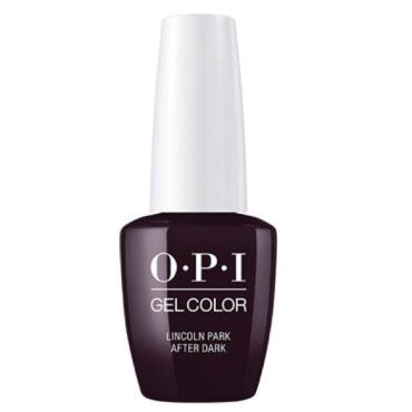 OPI GelColor - Lincoln Park After Dark 15 ml