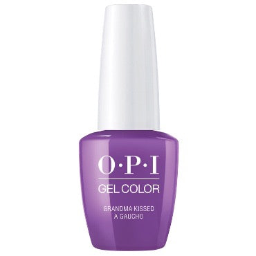 OPI GelColor - Grandma Kissed A  Gaucho 15ml