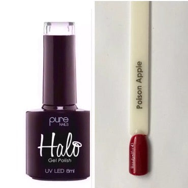 Halo Gel Polish 8ml - Poison Apple