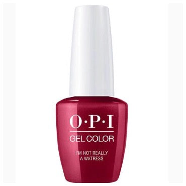 OPI GelColor - I'm Not Really A Waitress 15ml