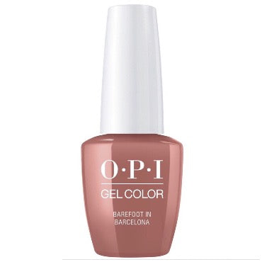 Opi Gelcolor - Barefoot In Barcelona