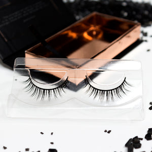 gene false mink lash miss independent cutie