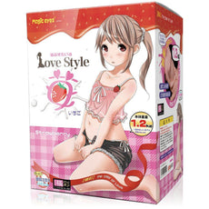 Magic Eyes Love Style 極彩之戀愛草苺 1200g