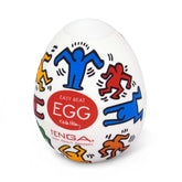 TENGA × Keith Haring EGG DANCE 飛機蛋