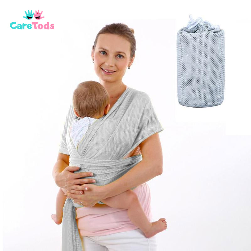 Breathable Baby Wrap Caretods