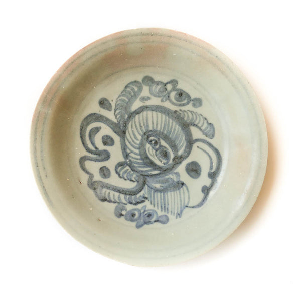 Ming Dynasty Lion Pattern Plate