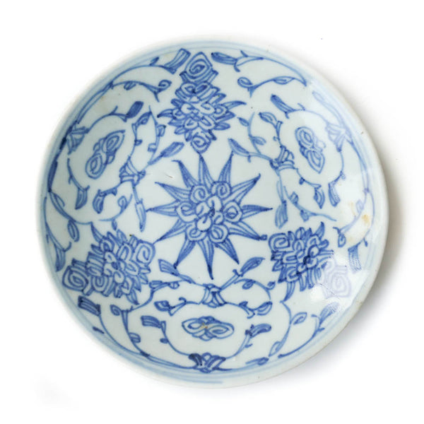 Qing Dynasty Plate C