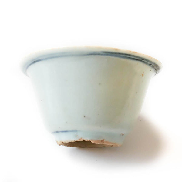Ming Dynasty Blue Line Cup